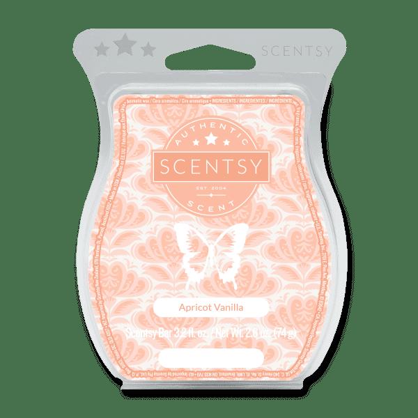 Picture of Apricot Vanilla Scentsy Bar