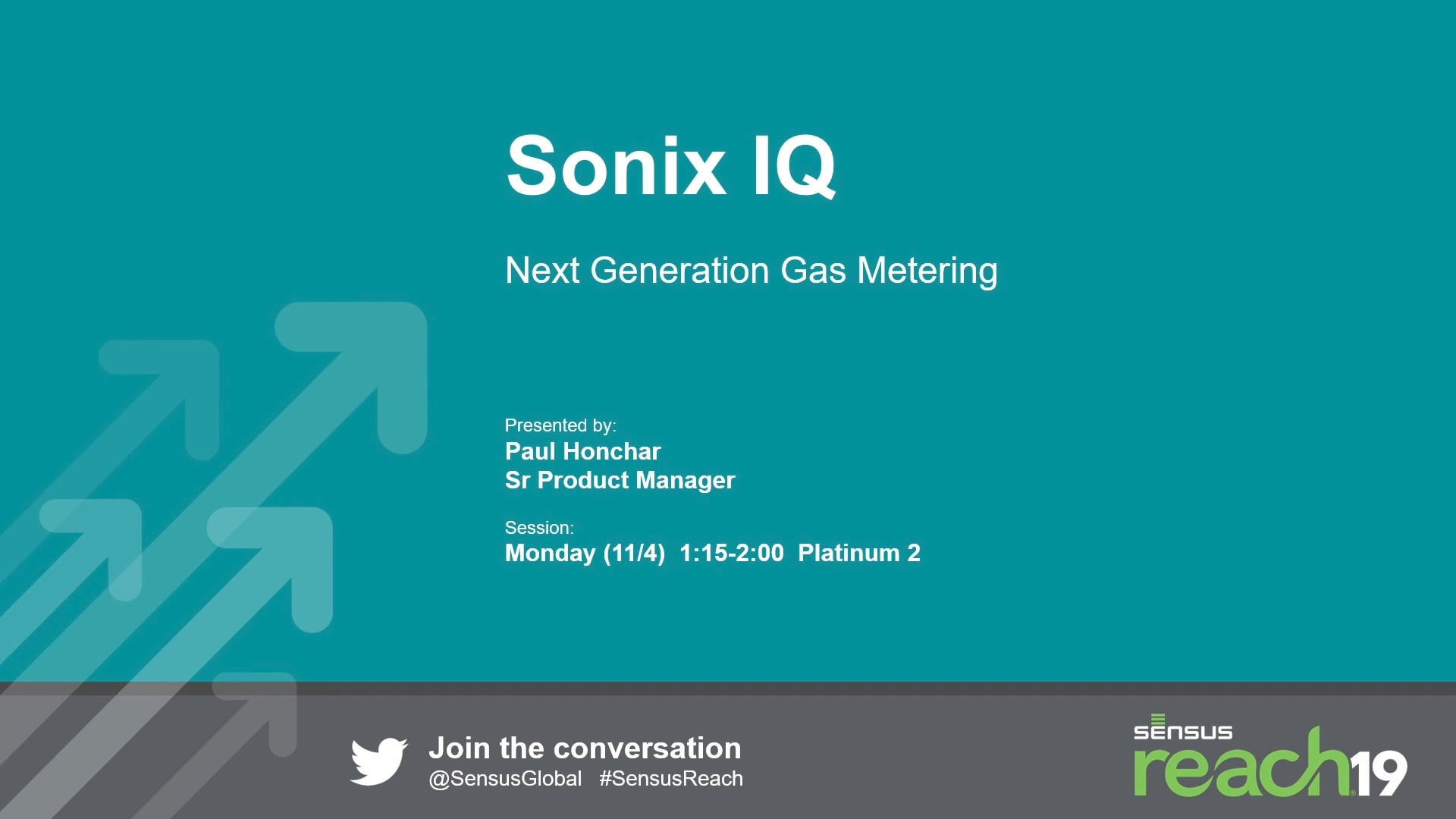 Sonix IQ – The Next Generation of Ultrasonic Gas Metering