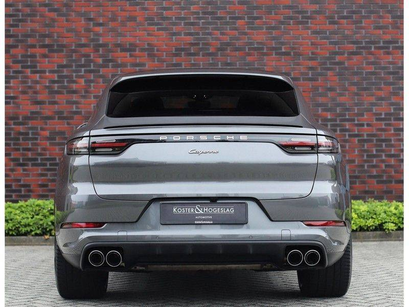 Porsche Cayenne Coupé 3.0 E-Hybrid *Sport Design*Pano*Soft-Close* afbeelding 20