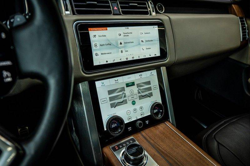 Land Rover Range Rover 4.4 SDV8 Black Pack | Panorama | Head-up Display | Trekhaak | Ambient lighting afbeelding 19