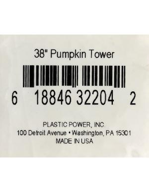 Prime Plastics Plastic Power Sticker preview
