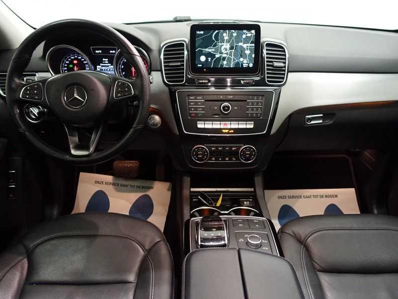 Mercedes-Benz GLE 43 AMG 4MATIC 368pk Aut- Panodak, Leer, Camera, Navi, Full! afbeelding 14
