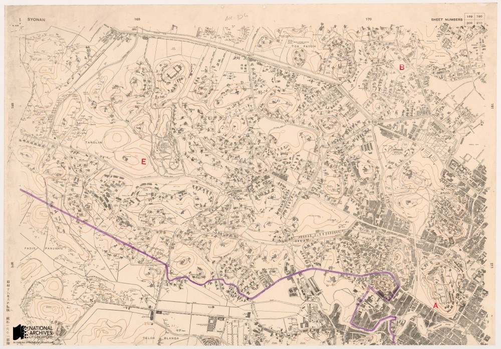 Syonan-Map-of-SG-Town