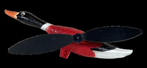 Flying Mallard photo