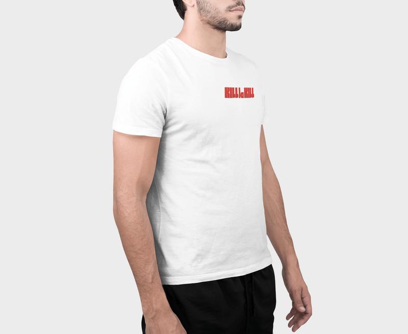 Kill La Kill White T-Shirt