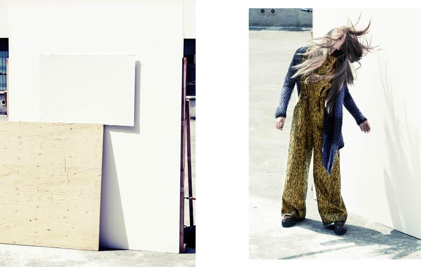 Elisabetta Cavatorta Stylist - Cocooning - Sven Baenziger - Grazia