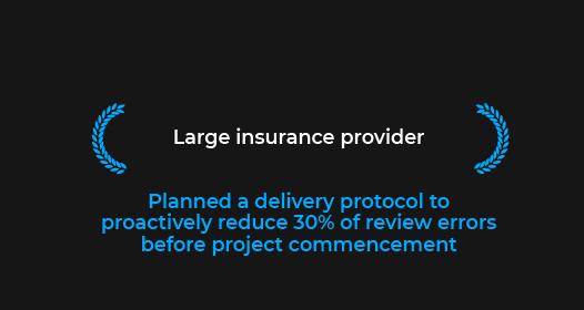 large insurance provider