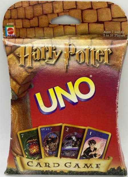 Harry Potter Uno (2000)