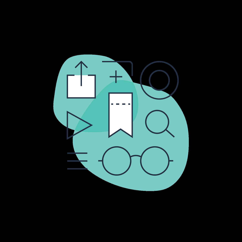 UX illustration