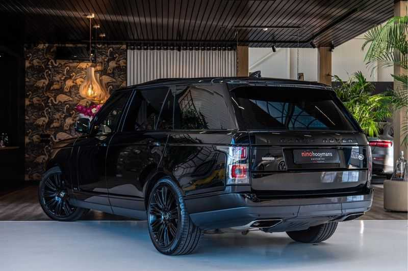 Land Rover Range Rover 5.0 V8 SC LWB Autobiography | Black Pack | Long Wheel Base | Massage | Panorama | Meridian Surround | Drive Pro Pack afbeelding 8