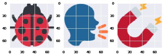 Top-level Cluster 2 Sampled Emojis