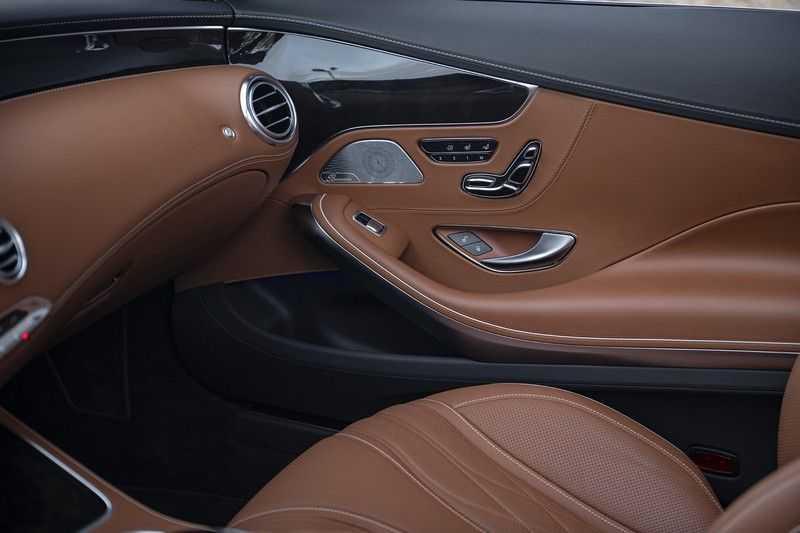 Mercedes-Benz S63 Cabrio 63 AMG 4Matic DISTRONIC + BTW + BURMESTER afbeelding 14