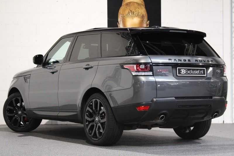 Land Rover Range Rover Sport 3.0 SDV6 Autobiography Aut. afbeelding 7
