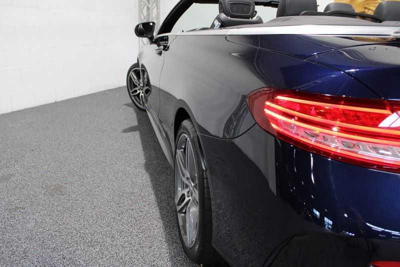 Mercedes-Benz C-Klasse Cabrio 180 Edition 1 AMG styling aut. afbeelding 19