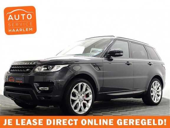 Land Rover Range Rover Sport 3.0 TDV6 HSE Dynamic Aut, Panoramadak, Leer, Navi, Camera