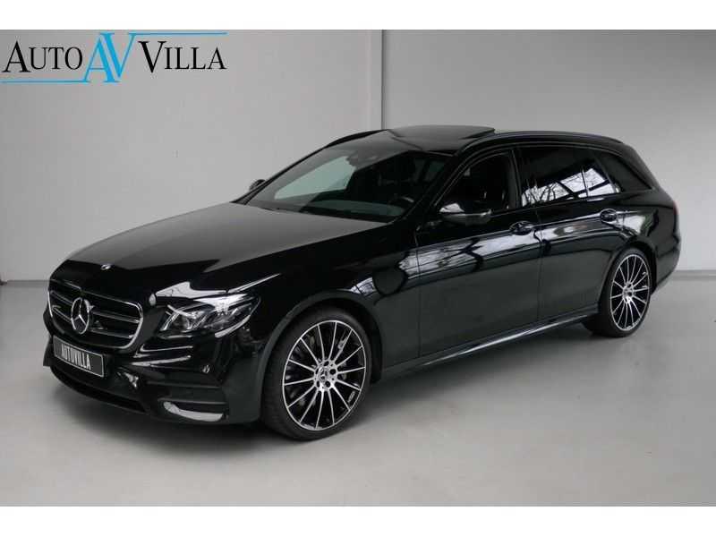 Mercedes-Benz E-Klasse Estate 400 4MATIC AMG Line - Designo afbeelding 1