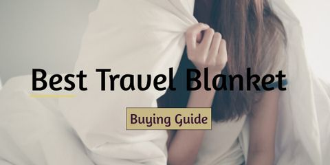 A travel blanket needs to be lightweight, and easy to store. It should be made from soft and breathable material so as to give you comfort and sweet dreams