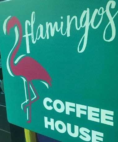 Flamingos Coffee House Leeds