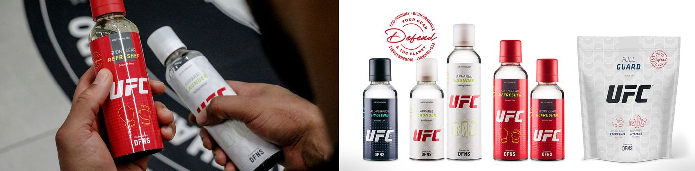 UFC x Nike DFNS Collaboration