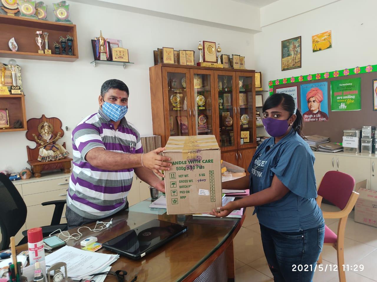 Distribution at Banashankari