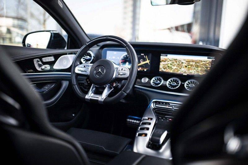 Mercedes-Benz AMG GT 4-Door Coupe 43 4MATIC+ Premium *AMG Nightpakket / Burmester / AMG Performance Stoelen* afbeelding 4