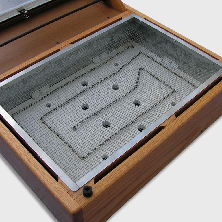 Hobby Vac oven