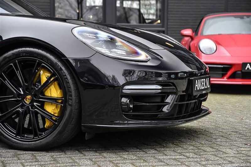 Porsche Panamera TURBO S E-HYBRID ST SPORTDESIGN+BURMESTER NP.267K afbeelding 13