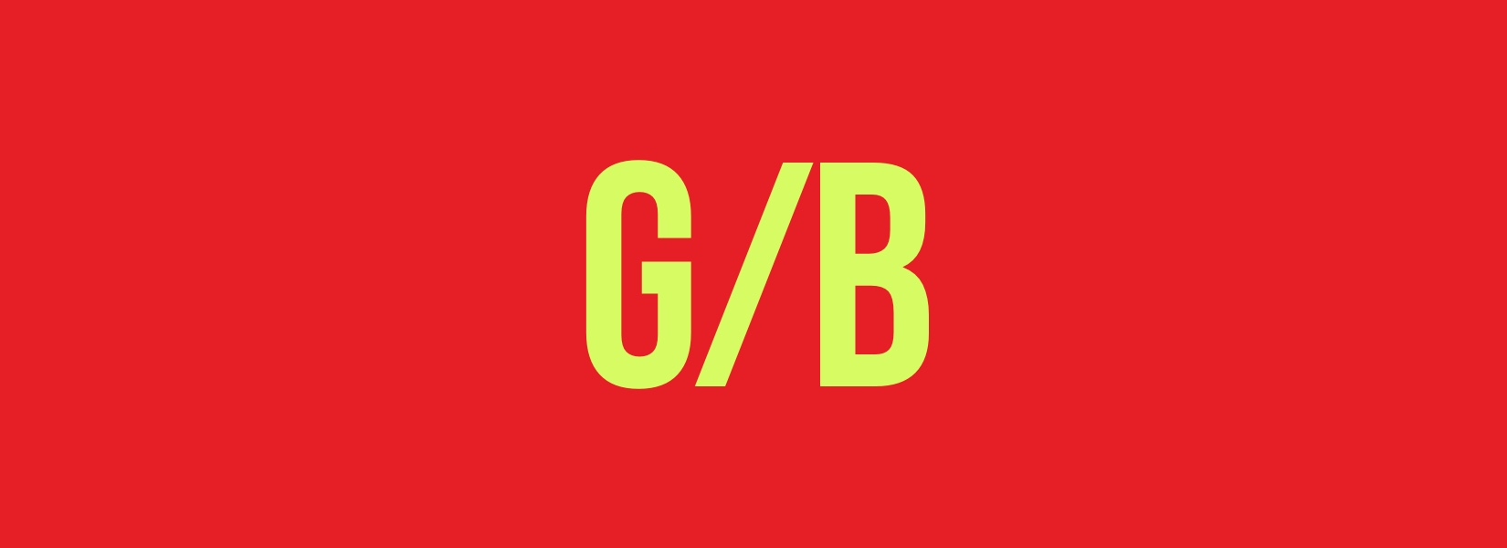 GBUX - Make bad user experiences good and good user experiences better