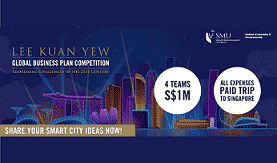 Lee Kuan Yew Global Business Plan Competition 2017