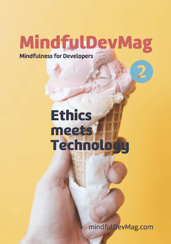 MindfulDevMag Cover Issue #2