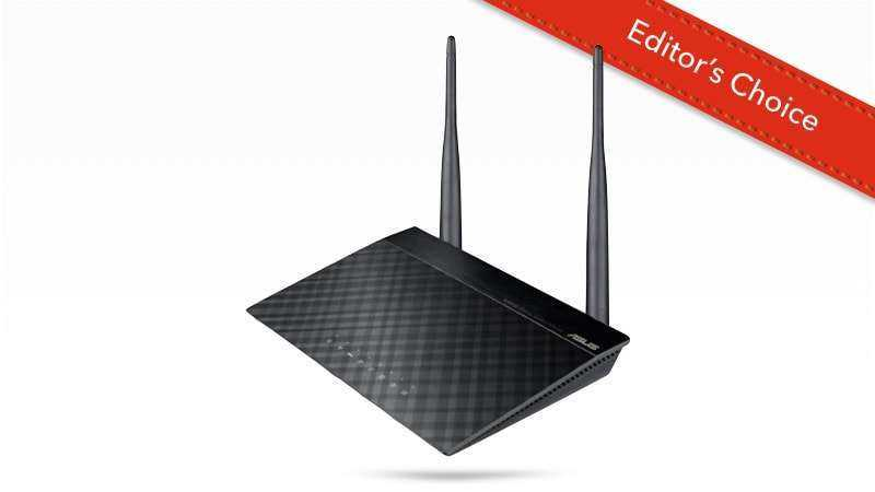 ASUS N300 Wireless Router