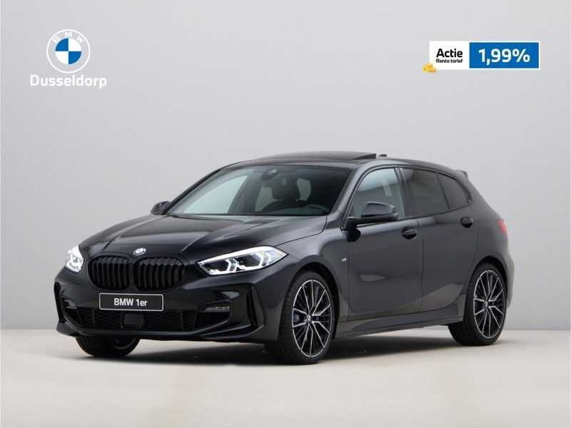 BMW 1 Serie 118i Corporate Executive M Sport afbeelding 21