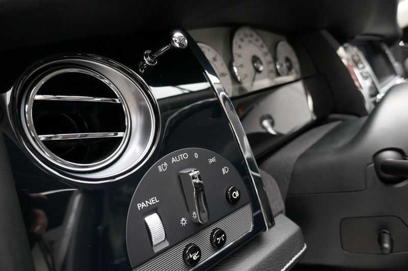 Rolls-Royce Ghost 6.6 V12 Massage-Geventileerde stoelen - DVD entertainment afbeelding 23