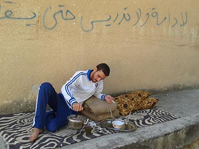 Qutaiba in Syria