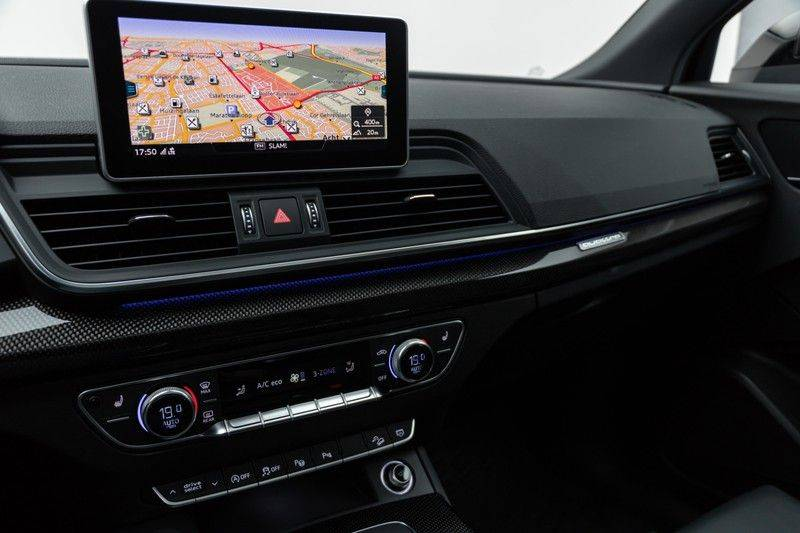 Audi Q5 2.0 TFSI 252pk Quattro Black Edition Luchtvering Panoramadak ACC Valconaleder VirtualCockpit Carbon Matrix Keyless DriveSelect Navi/MMI/Touch Camera ParkAssist Pdc afbeelding 22
