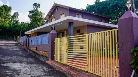 Jade Greens - 2 BHK home in Coonoor | Kotagiri Kattabettu - House for sale in Kaguchi-Billikambai, kotagiri