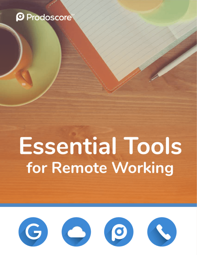 Essential Tools for Remote Working