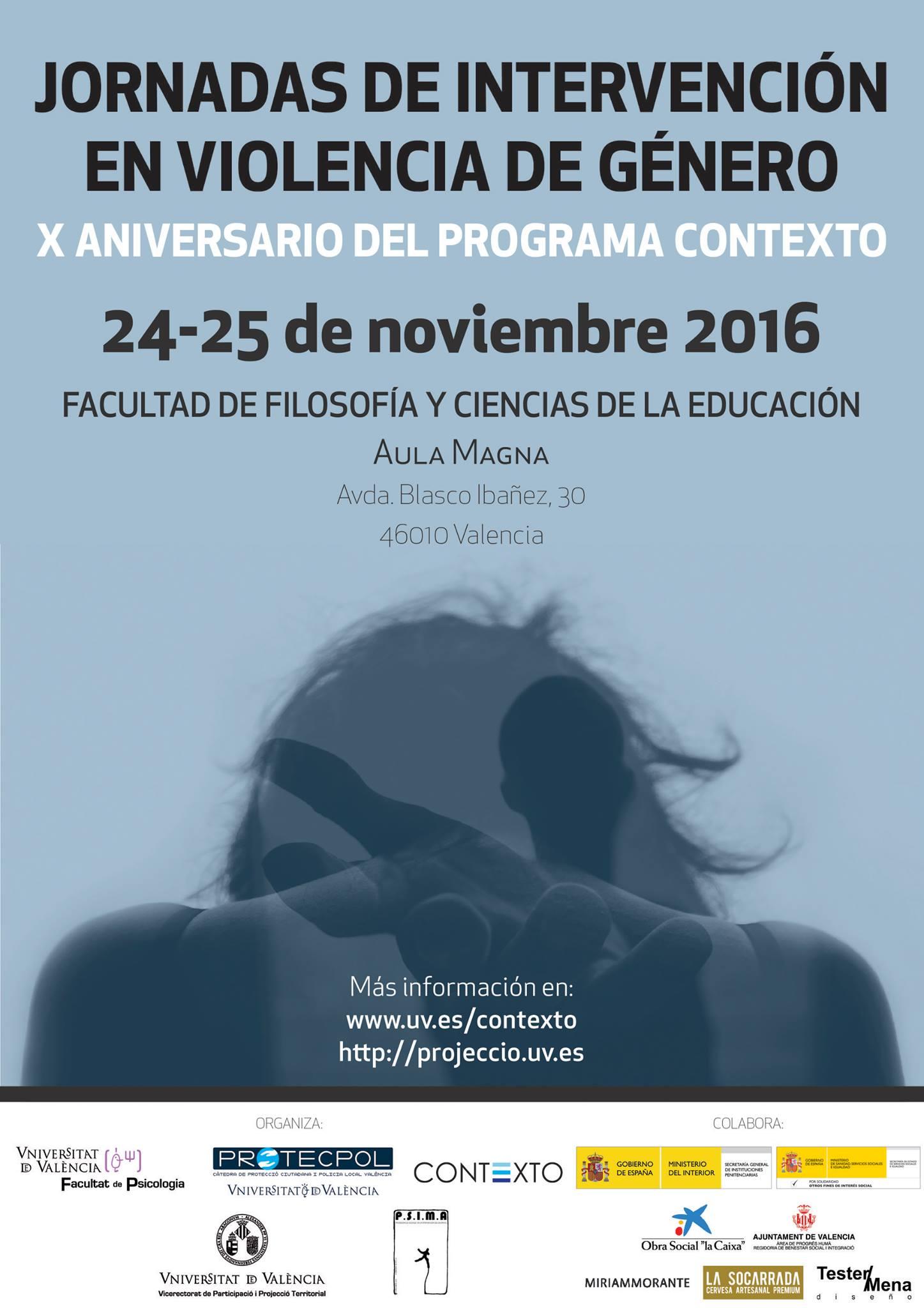 Imagen Jornadas de intervención en violencia de género