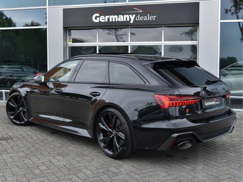 Audi RS6 4.0TFSI 600pk Quattro Keramiek Carbon B&O High-End Softcl Nachtz TV Laser Standk VOL!! afbeelding 7