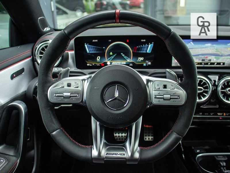 Mercedes-Benz CLA35 AMG klasse CLA35 AMG 4MATIC Premium Plus afbeelding 11