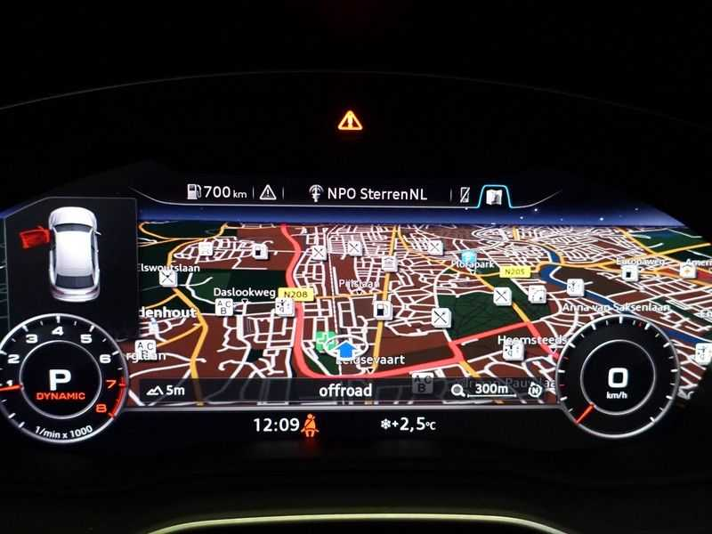 Audi Q5 2.0 TFSI 252pk Quattro [S-Line] Autom- Virtual Cockpit, Leer, B&O, Camera, Xenon Led, Nw model! afbeelding 2