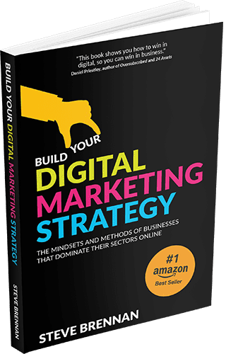 Get the Amazon #1 Bestseller on Digital Strategy