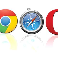 navega en Internet con los diferentes navegadores web