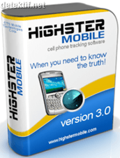 Software penyadap HighSter Mobile