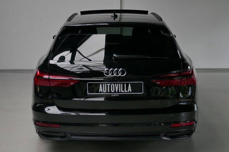 Audi A6 Avant 40 TDI Sport Pro Line S Black edition afbeelding 6