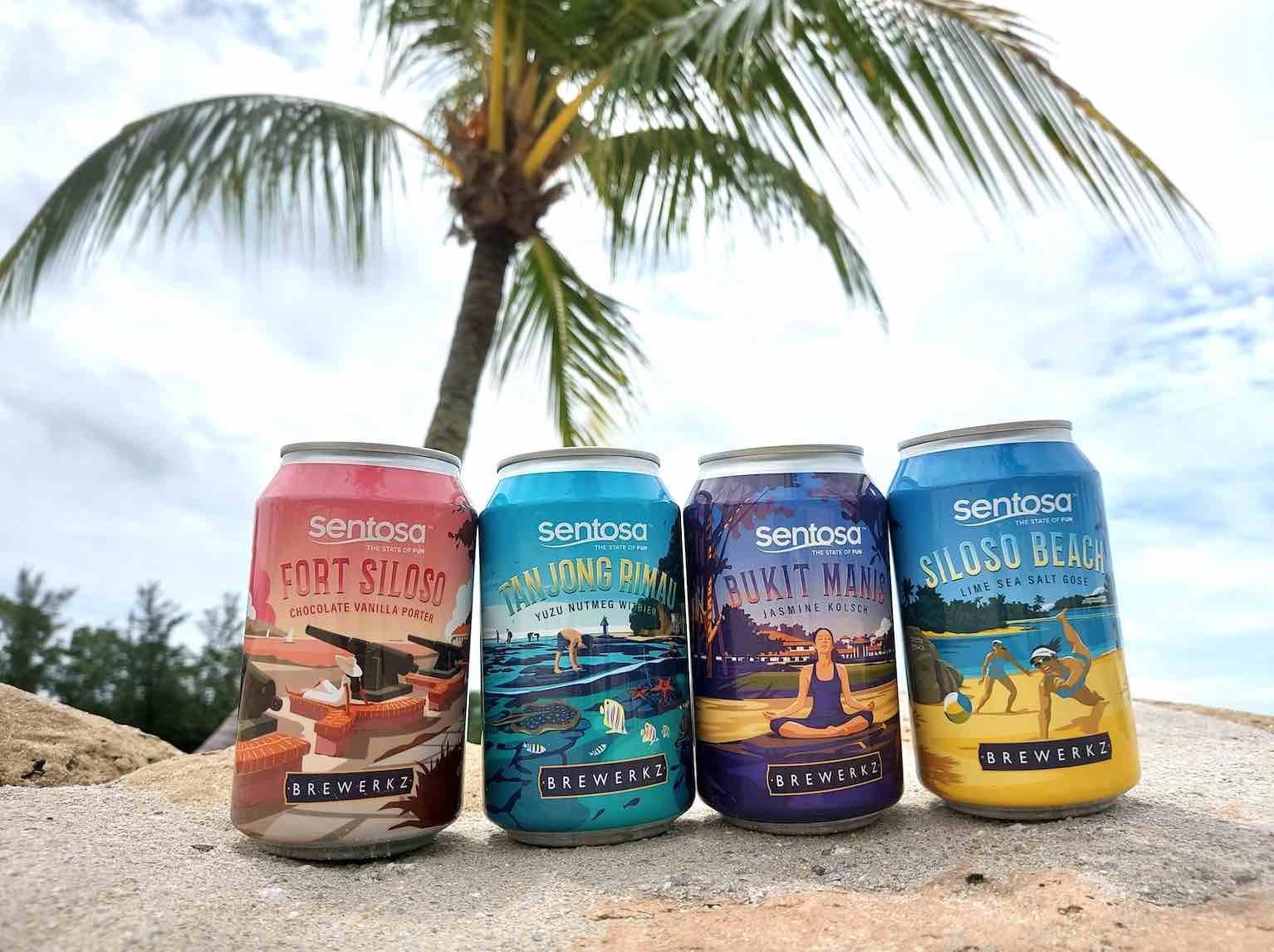 Image of beers