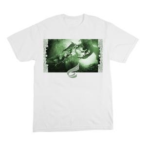 Monster Hunter Rathalos Anjanath White T-shirt