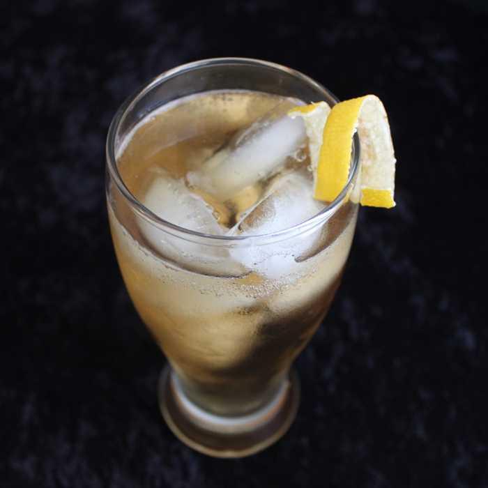 Bermuda Highball Cocktail