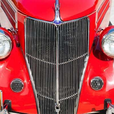 Ford V8 DeLuxe 2 Door Roadster 1936 9