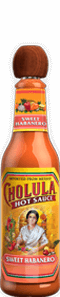 Cholula Sweet Habanero Bottle
